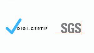 Digi-Certif noue un partenariat avec SGS ICS