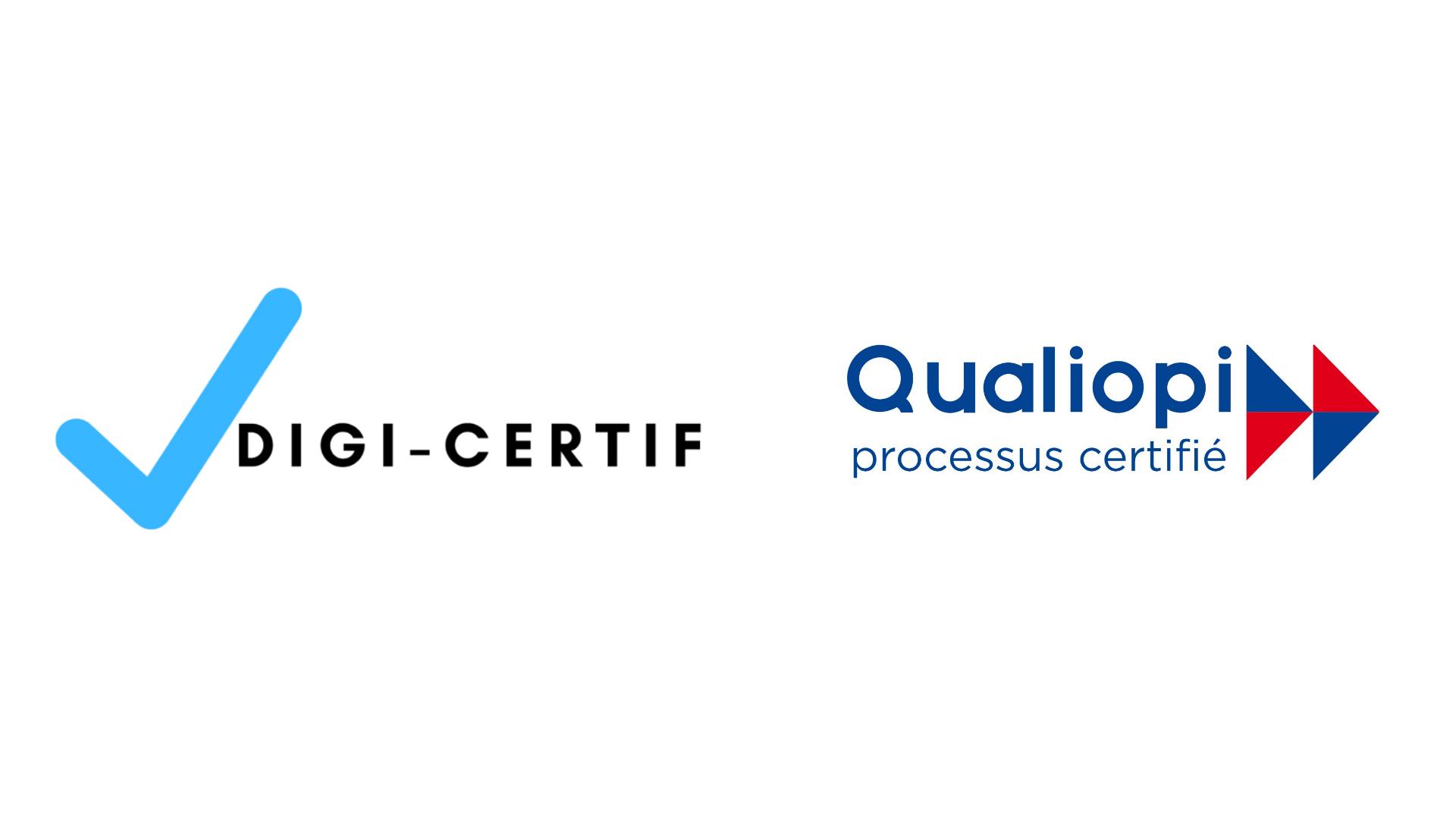 Digi-Certif obtient Qualiopi !
